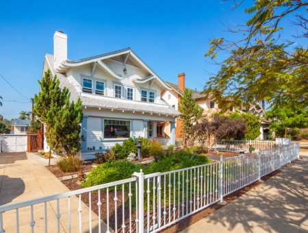 New Listing – South Park – Beautiful Victorian Style Duplex