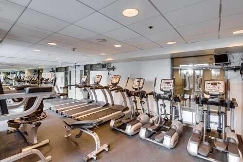 Acqua Vista Gym, Little-Italy, San Diego