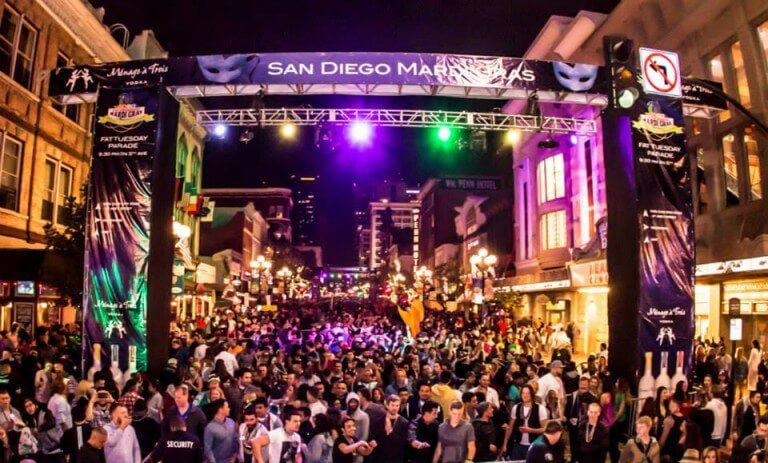 Things To Do In Downtown San Diego February 2018