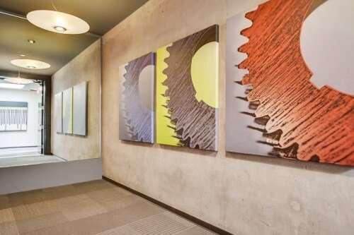 Fahrenheit Lobby, East Village, San Diego