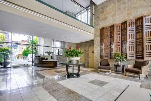 Horizons Lobby, Marina District, San Diego