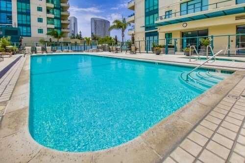Horizons Pool, Marina District, San Diego