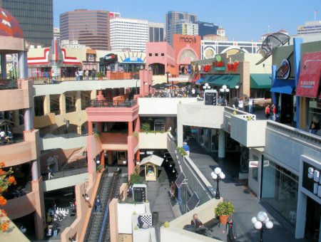 Horton Plaza! Here's The Latest Update!