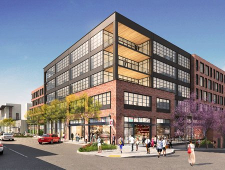 Little Italy Proposed Office & Retail Building