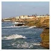 Sunset Cliffs / Ocean Beach