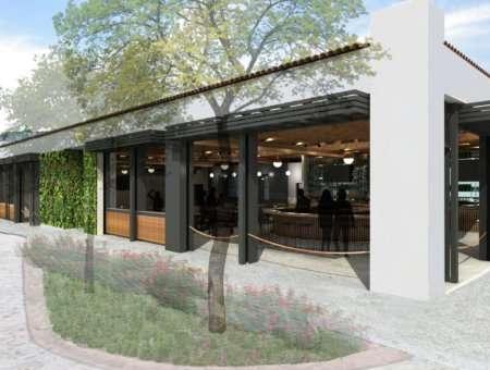 New Restaurant Alert in Little Italy called Nolita Hall!