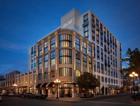 Developer Of The Pendry Looking At Another Location In Gaslamp