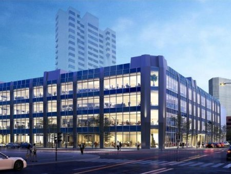 Bosa Development's Plans For The Paladion – 777 Front Street