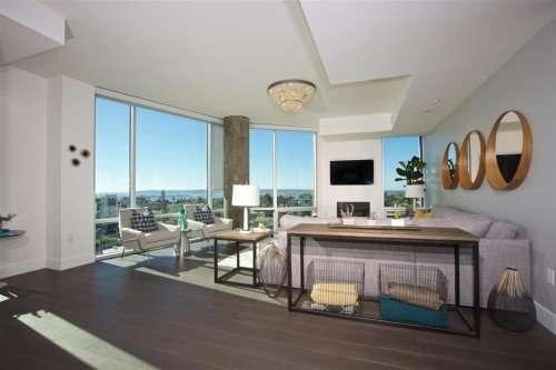 Park One - Living Room
