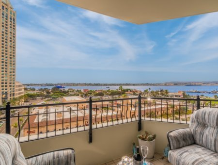 Buy Of The Week – Park Place #1003 – Panoramic Bay and Ocean Views