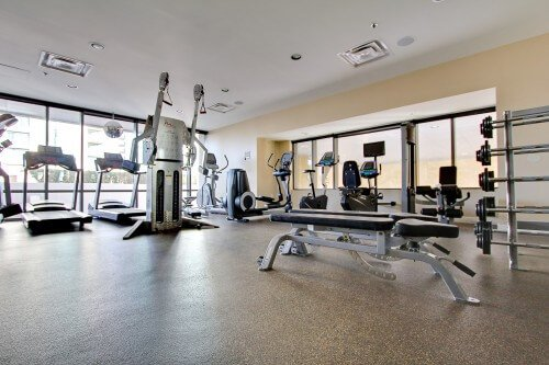 Pinnacle Gym, Marina District, San Diego