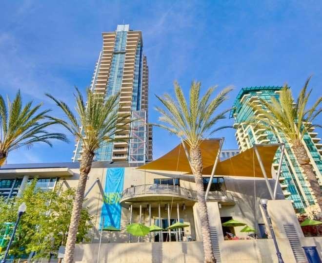Pinnacle, Marina District, San Diego