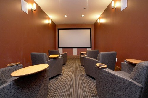 Pinnacle Movie Room, Marina District, San Diego
