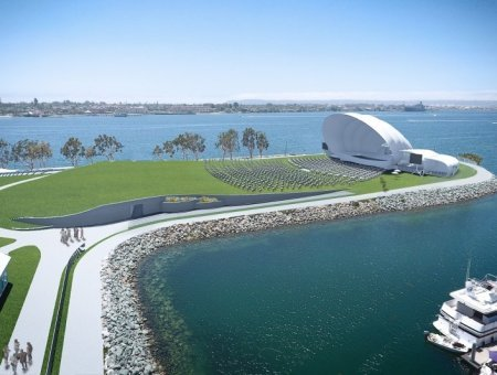 Newly Proposed Bayfront Performance Park