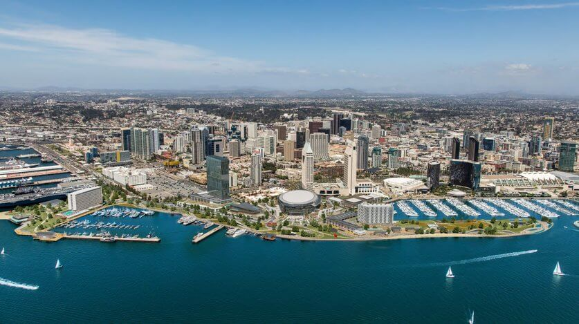 Big Proposals For Downtown San Diego S Seaport Village