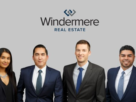 Our Team has Made the Move to Windermere Homes & Estates!