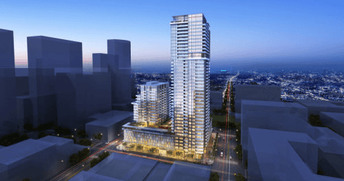 The Block By Bosa Development Their First San Diego