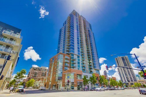 East Village, Downtown San Diego Real Estate