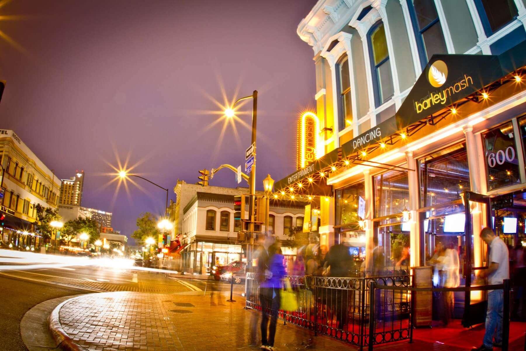 San Diego's Best Sports Bar - barleymash Downtown San Diego