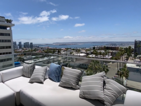 Tour with the Team – 41 West Penthouse Residence #903