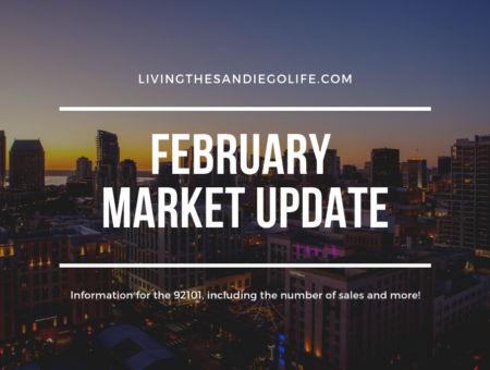 February 2019 Market Update – Downtown San Diego Condo Market (92101)
