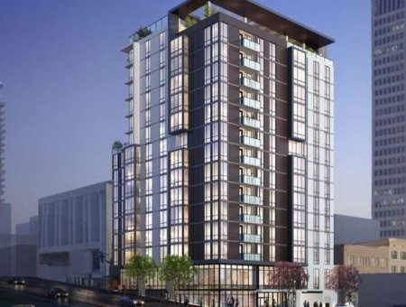 New Development Proposed – Fifth & Ash Suites with Rooftop Sky Bar